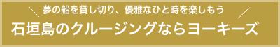 夢の船を貸し切り、優雅なひと時を楽しもう、石垣島のクルージングならヨーキース