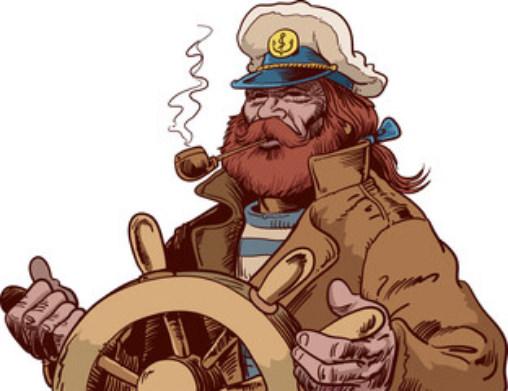 船長のイメージ
