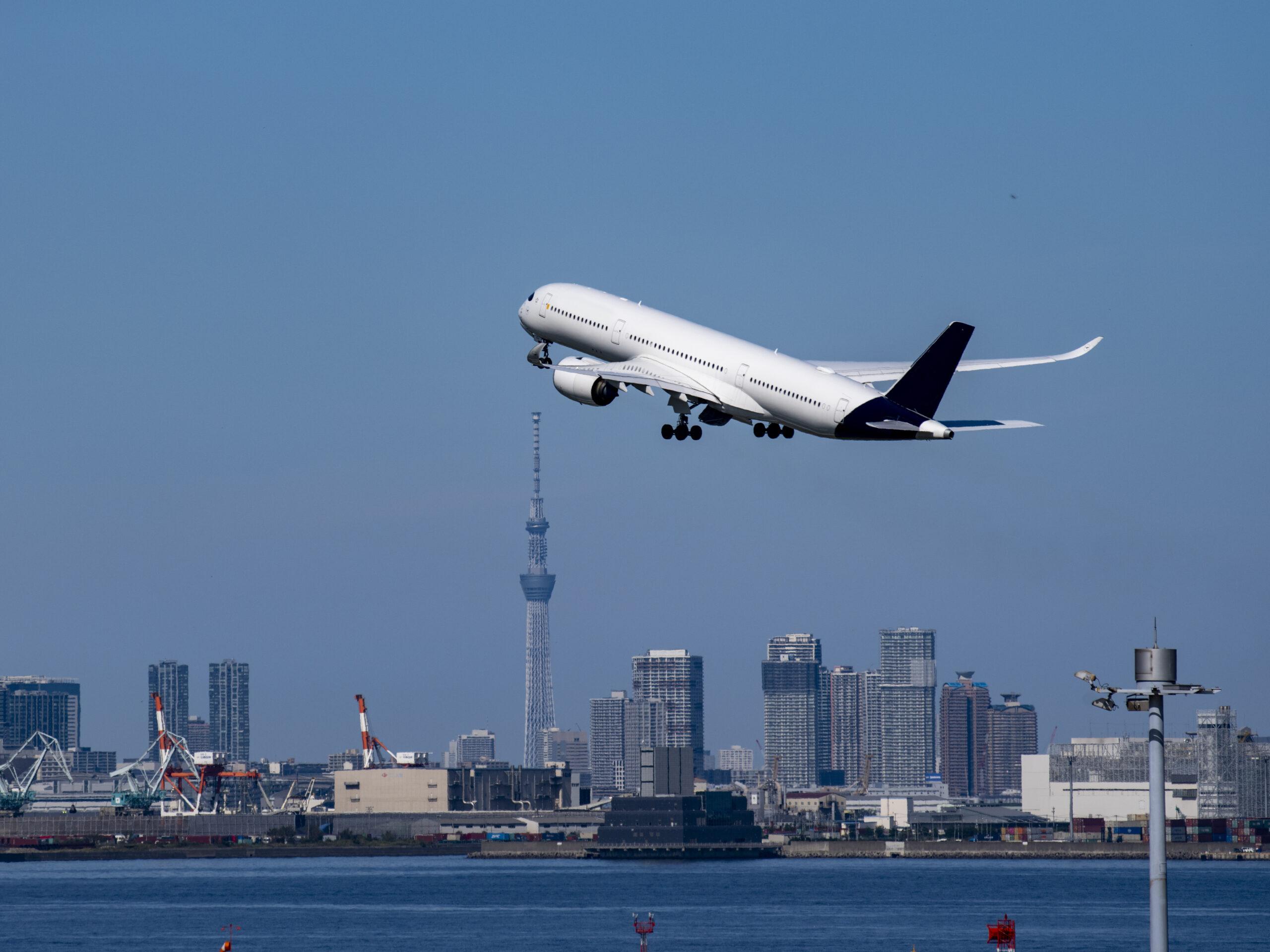 羽田空港コース【海】