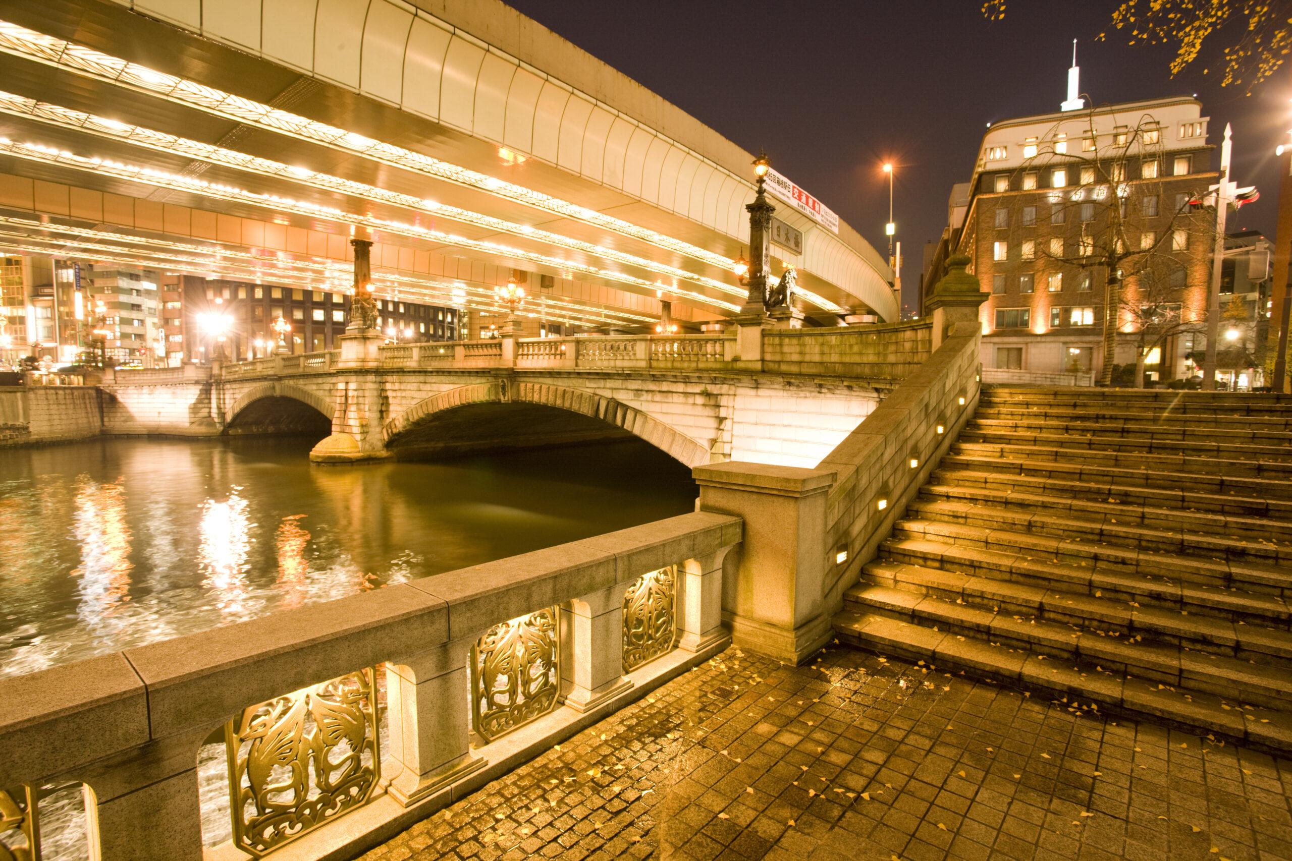日本橋コース【河川】